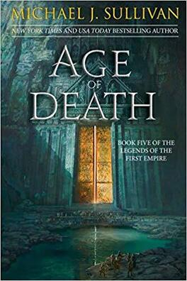 Couverture du livre : The Legends of the First Empire, Tome 5 : Age of Death