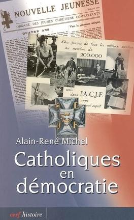 Couverture du livre : Catholiques en démocratie