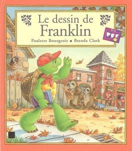 Couverture du livre : Le dessin de Franklin