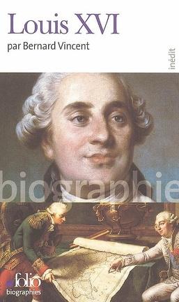Couverture du livre : Louis XVI