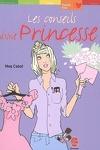 couverture Journal d'une princesse, HS : Les Conseils d'une princesse