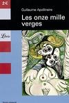 couverture Les onze mille verges