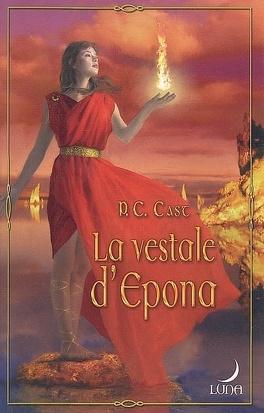 Couverture du livre : Partholon, Tome 3 : La Vestale d'Épona
