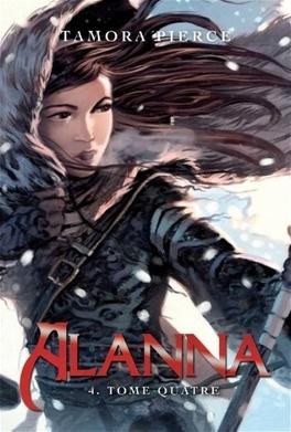 Couverture du livre : Alanna, Tome 4 : La Lionne de Tortall