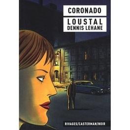 Couverture du livre : Coronado (Bd)