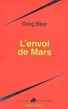 Couverture de L'Envol de Mars