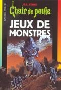 Chair de poule, tome 36 : Jeux de monstres