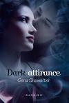 couverture La Promesse Interdite, Tome 1 : Dark Attirance