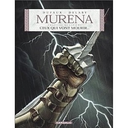Couverture du livre : Murena, Tome 4 : Ceux qui vont mourir