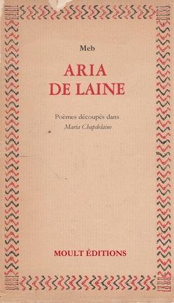 Couverture du livre : Aria de laine