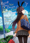 Rascal Does Not Dream of Bunny Girl Senpai, Tome 1