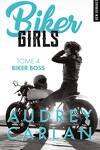 couverture Biker Girls, Tome 4 : Biker boss