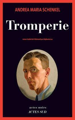 Couverture du livre : Tromperie