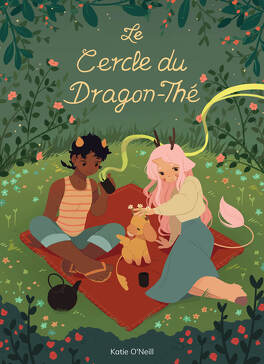 Couverture du livre : Le Cercle du Dragon-Thé