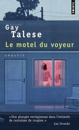 Couverture du livre : Le Motel du voyeur