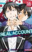 Real Account, Tome 18