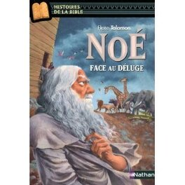 Couverture du livre : Noé face au déluge