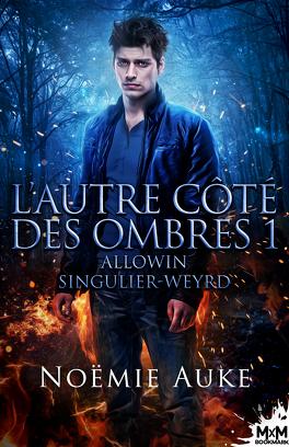 Couverture du livre : L'Autre Côté des ombres, Tome 1 : Allowin Singulier-Weyrd