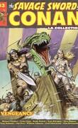 The savage sword of Conan, Tome 33 : Vengeance