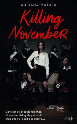 Couverture du livre : Killing November
