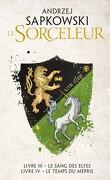 Le Sorceleur - Livre III : Le Sang des elfes / Livre IV : Le Temps du mépris