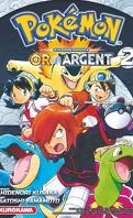 Pokémon : La Grande Aventure : Or et Argent, Tome 2