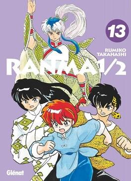 Couverture du livre : Ranma 1/2 - Édition originale, Tome 13