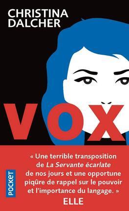 Couverture du livre : Vox