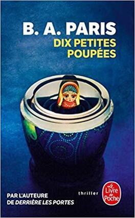 Couverture du livre : Dix petites poupées