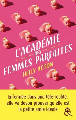 Couverture du livre : L'académie des femmes parfaites