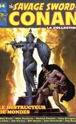 The savage sword of Conan, Tome 34: Le destructeur de mondes