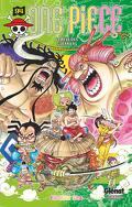 One Piece, Tome 94 : Le Rêve des guerriers