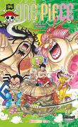 One Piece, Tome 94 : Le Rêve des guerriers