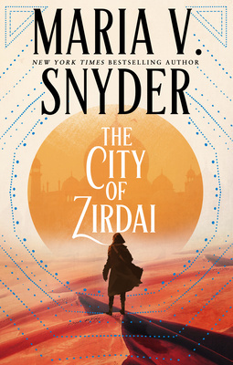 Couverture du livre : Archives of the Invisible sword, tome 2 : The city of Zirdai