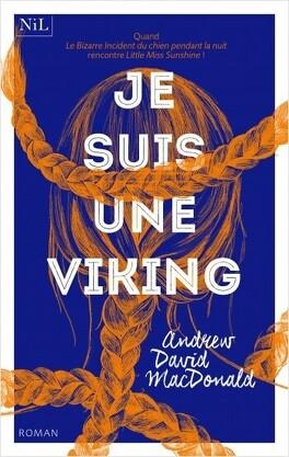Couverture du livre : Je suis une Viking