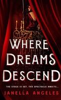 Kingdom of Cards, Tome 1 :  Where Dreams Descend