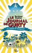 Le Journal de Gurty, Tome 7 : Le Fantôme de Barbapuces