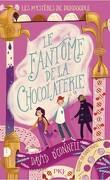 Les Mystères de Dundoodle, Tome 1 : Le Fantôme de la chocolaterie
