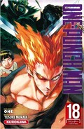 One-Punch Man, Tome 18