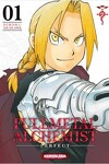 couverture Fullmetal Alchemist Perfect, Tome 1