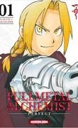 Fullmetal Alchemist Perfect, Tome 1