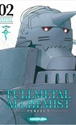Fullmetal Alchemist Perfect, Tome 2
