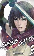 Shinobi Gataki, Tome 3