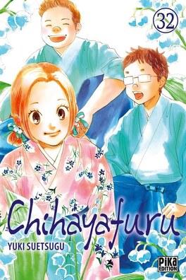 Couverture du livre : Chihayafuru, Tome 32