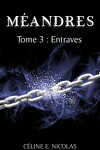 couverture Méandres, Tome 3 : Entraves