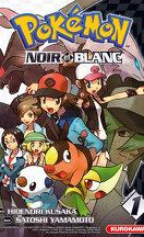 Pokemon Noir et Blanc, Tome 1