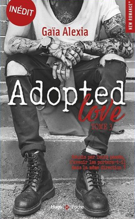 Couverture du livre : Adopted Love, Tome 3