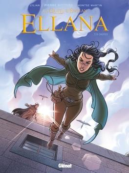 Couverture du livre : Ellana, Tome 5 : Chutes (BD)