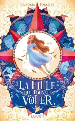 Couverture du livre : La fille qui pouvait voler