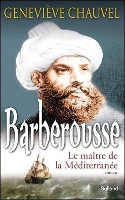 Couverture du livre : Barberousse